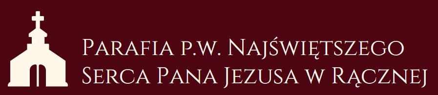 Parafia p.w. Najświętszego Serca Pana Jezusa w Rącznej